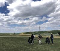 京阪ゴルフ倶楽部 一人